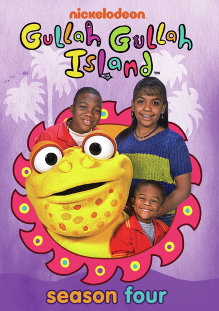 - Gullah Gullah Island: Season 4 (3pc) / (Mod)