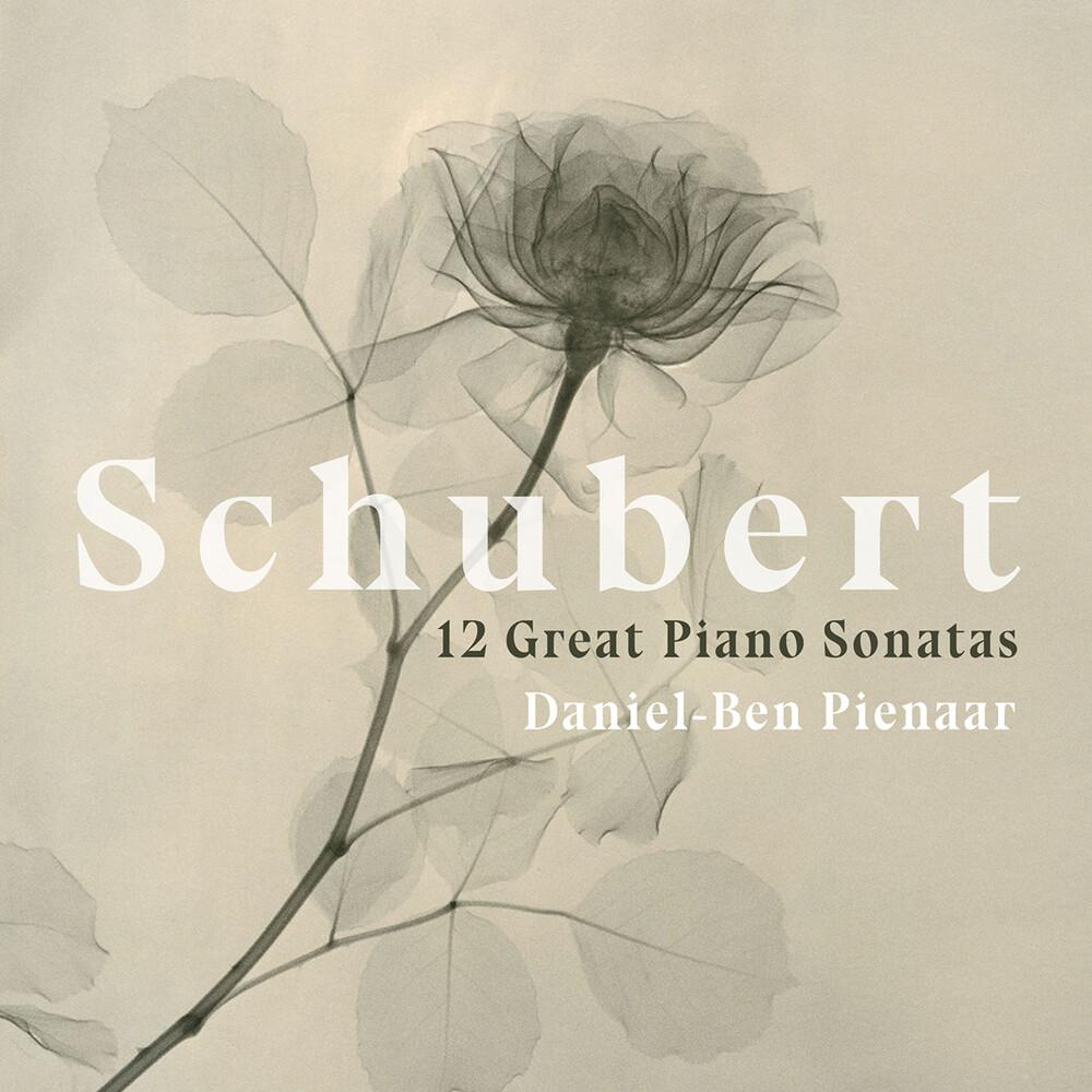 Daniel-Ben Pienaar - 12 Great Piano Sonatas (Box)