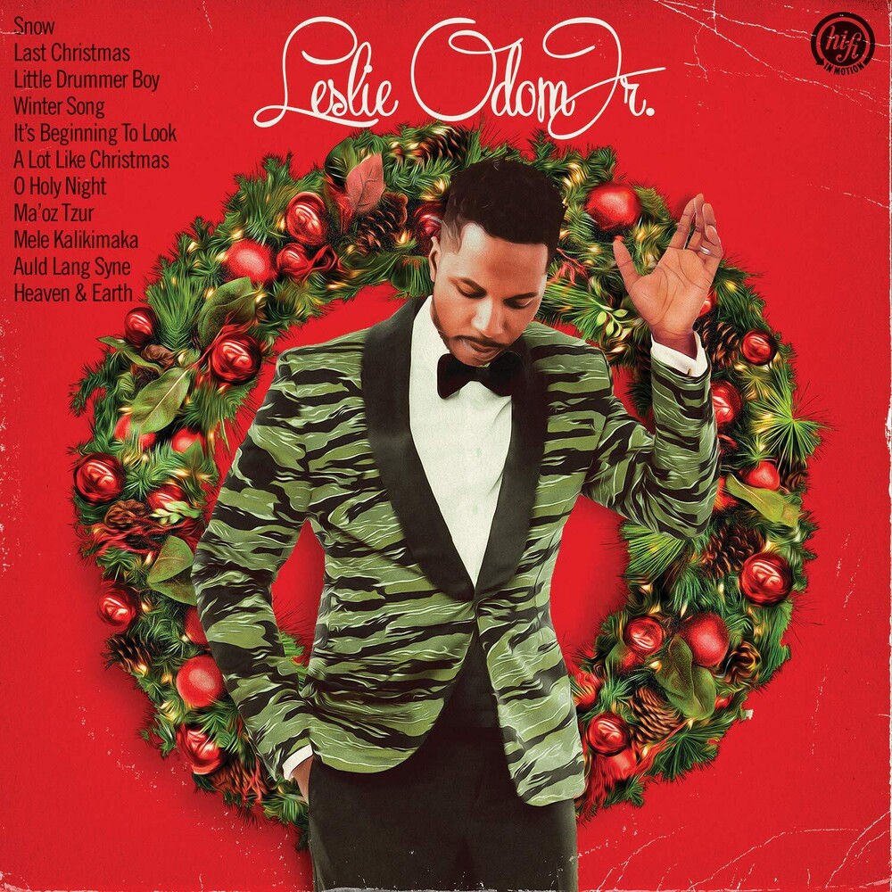 Odom Leslie Jr - Christmas Album
