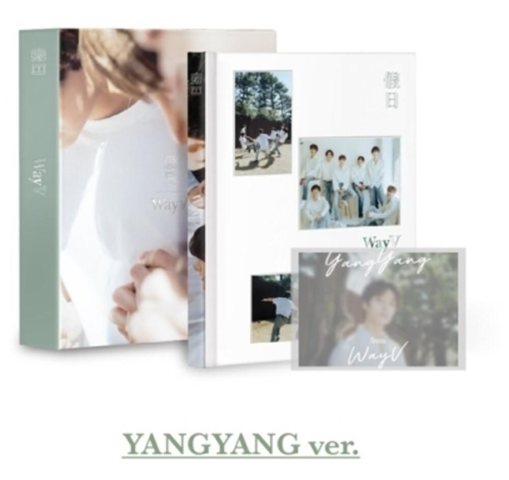 Wayv - Photobook (Yangyang Ver.) (Post) (Stic) (Pcrd)