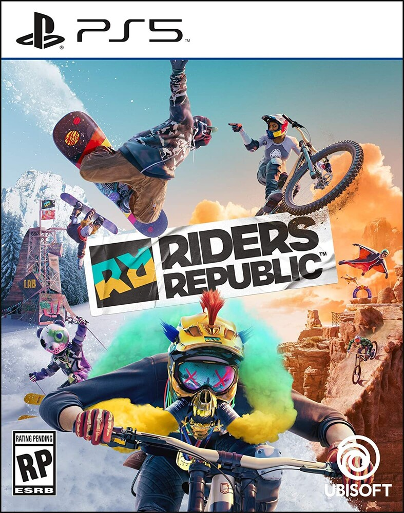 Ps5 Riders Republic - Limited Edition - Riders Republic Limited Edition for PlayStation 5