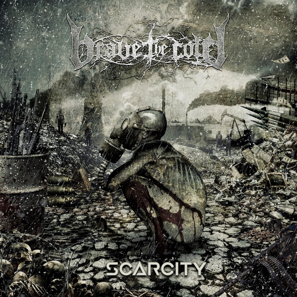 Brave The Cold - Scarcity [LP]