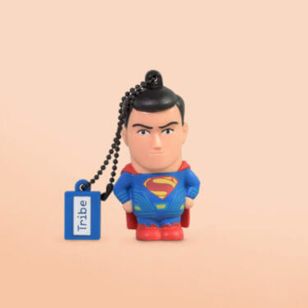 - Tribe DC Superman Movie 32GB USB Flash Drive