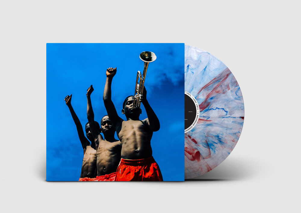Common - A Beautiful Revolution Pt. 1 [Indie Exclusive Limited Edition Red/White/Blue Marble LP]