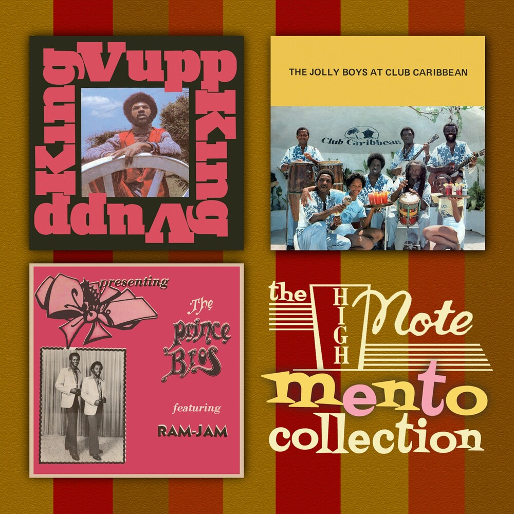 High Note Mento Collection 3 Original / Various - High Note Mento Collection: 3 Original Albums Plus Bonus Tracks / Various
