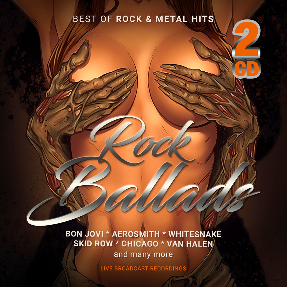 Rock Ballads Vol 01 / Various - Rock Ballads Vol. 01 / Various