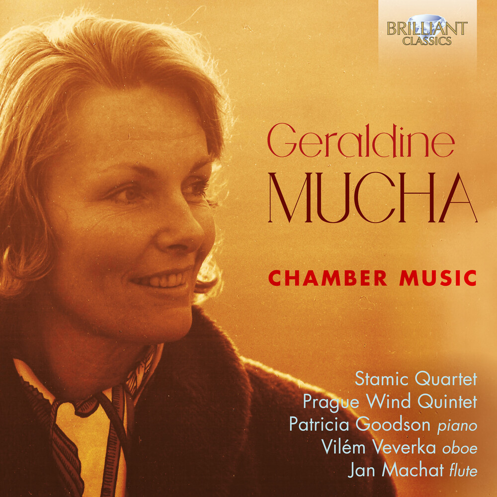 Mucha / Stamic Quartet / Machat - Chamber Music
