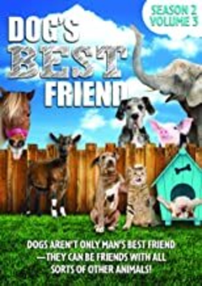 Dog's Best Friend: Season 2 Volume 3 - Dog's Best Friend: Season 2 Volume 3