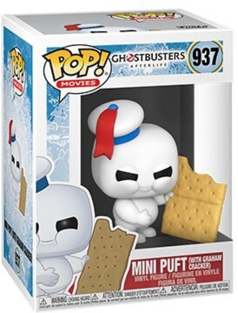 - FUNKO POP! MOVIES: Ghostbusters: Afterlife - POP! 10