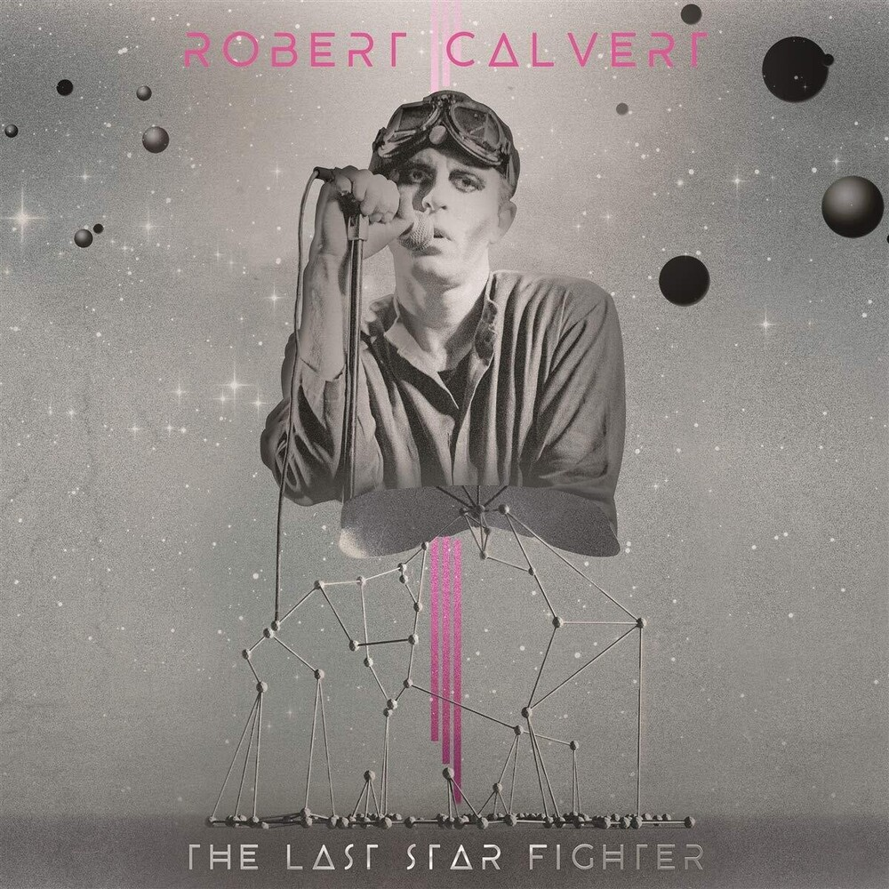 Robert Calvert - Last Starfighter [Colored Vinyl] (Gate)