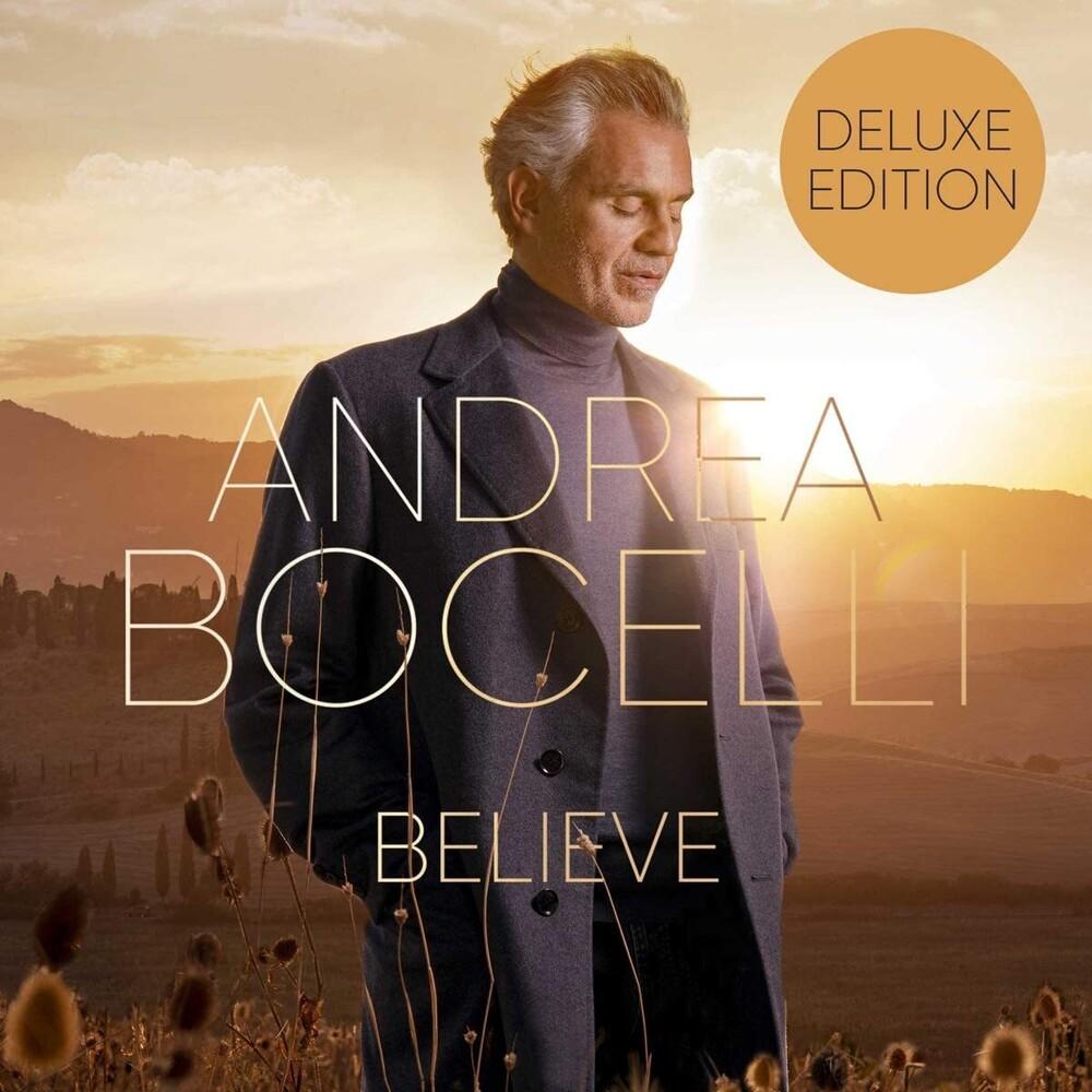 Andrea Bocelli - Believe (Bonus Tracks) [Deluxe]