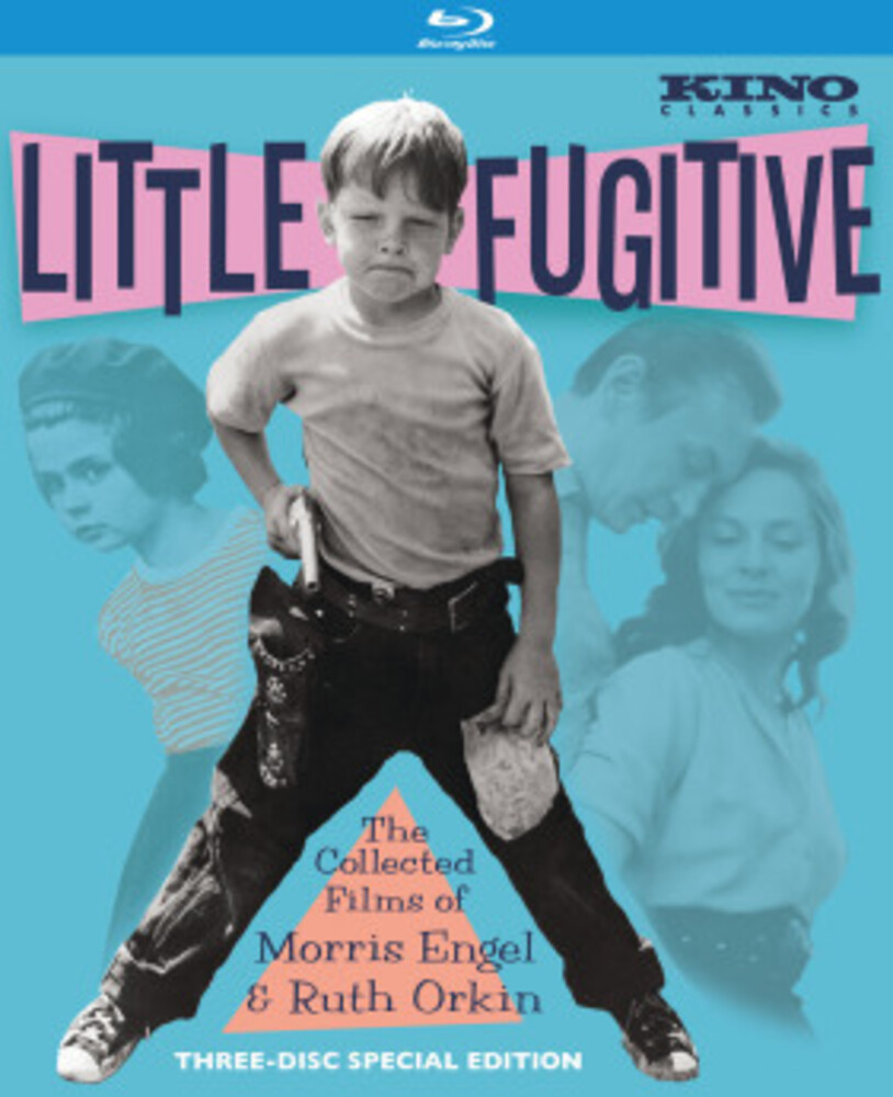 Little Fugitive - Little Fugitive: The Collected Films of Morris Engel & Ruth Orkin
