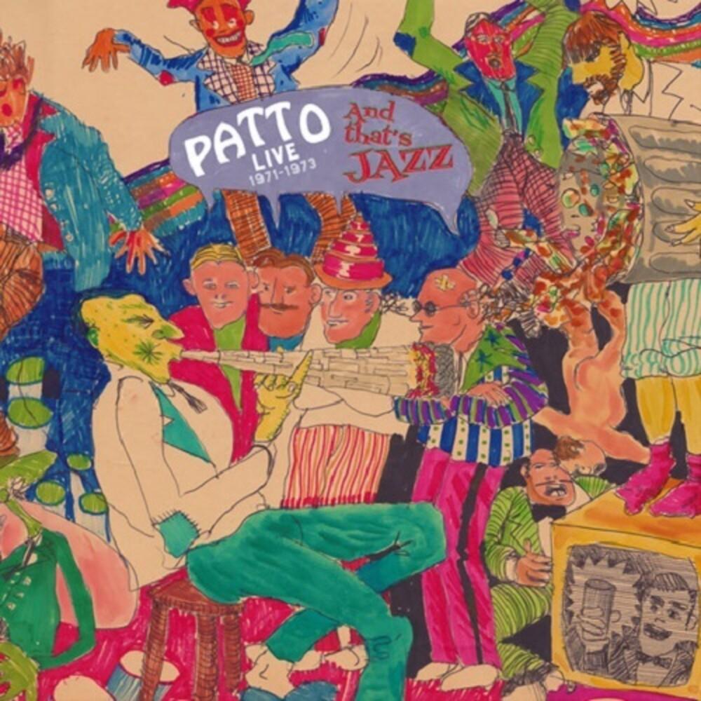 Patto - That's Jazz (Live 1971-1973) (W/Dvd) [Digipak]