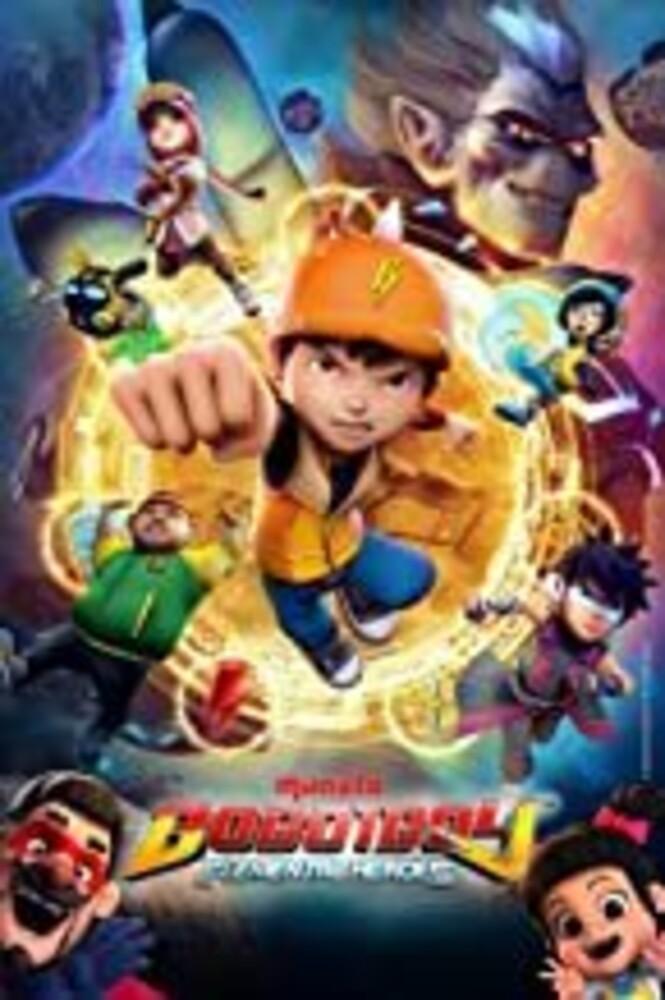 Boboiboy: Elemental Heroes - Boboiboy: Elemental Heroes