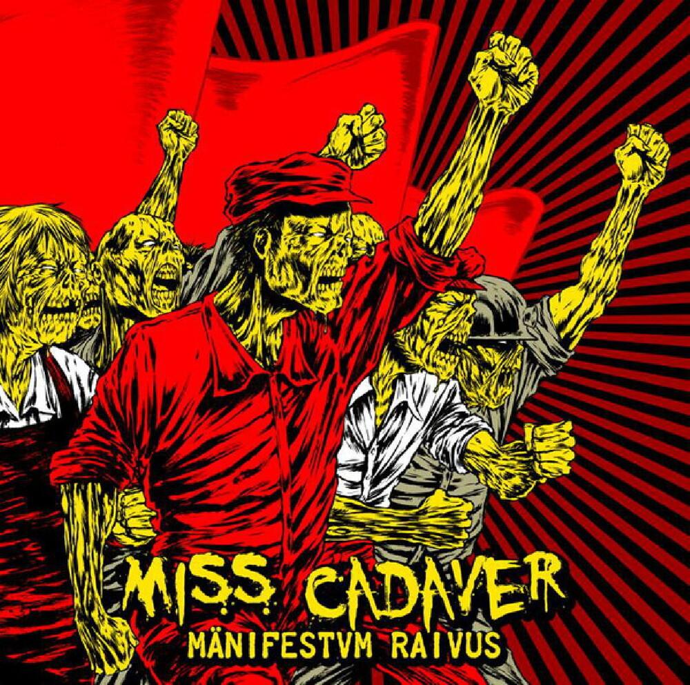 Miss Cadaver - Manifestvm Raivus