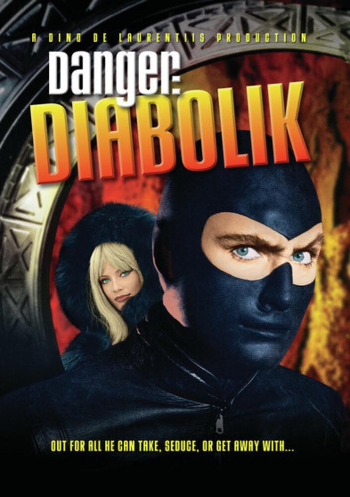 Danger: Diabolik - Danger: Diabolik / (Mod Mono)