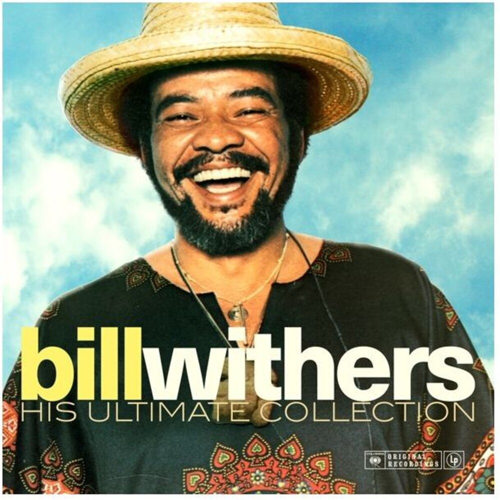 Bill Withers - His Ultimate Collection (Hol)