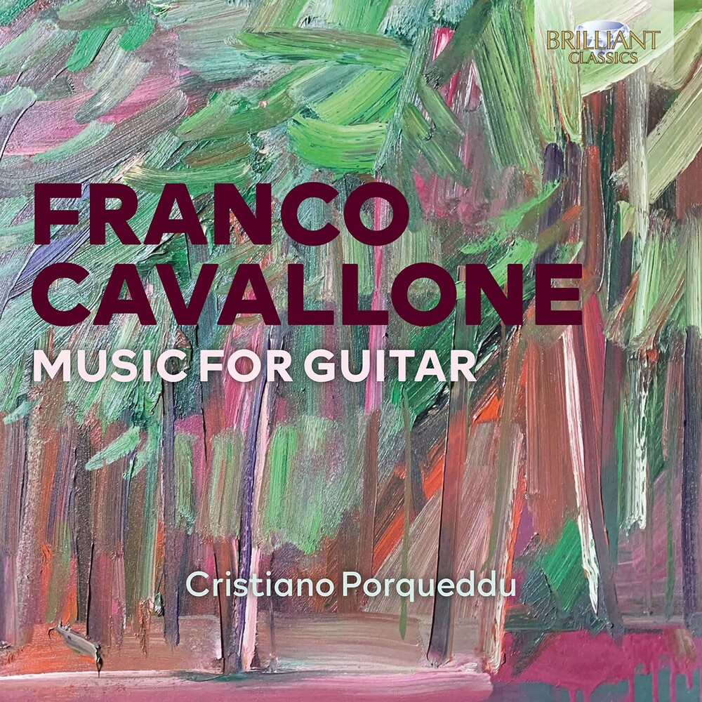 Cavallone / Porqueddu - Music for Guitar