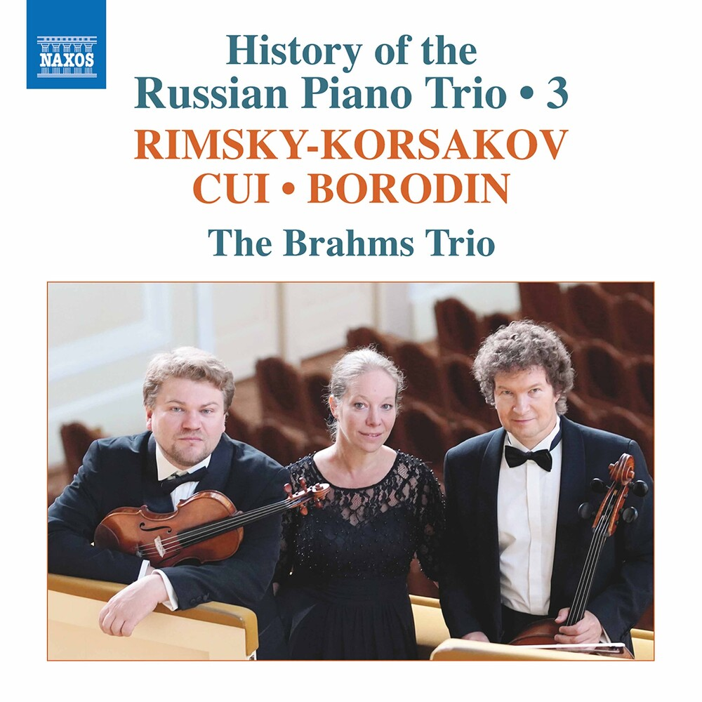History Of The Russian 3 / Various - History of the Russian 3