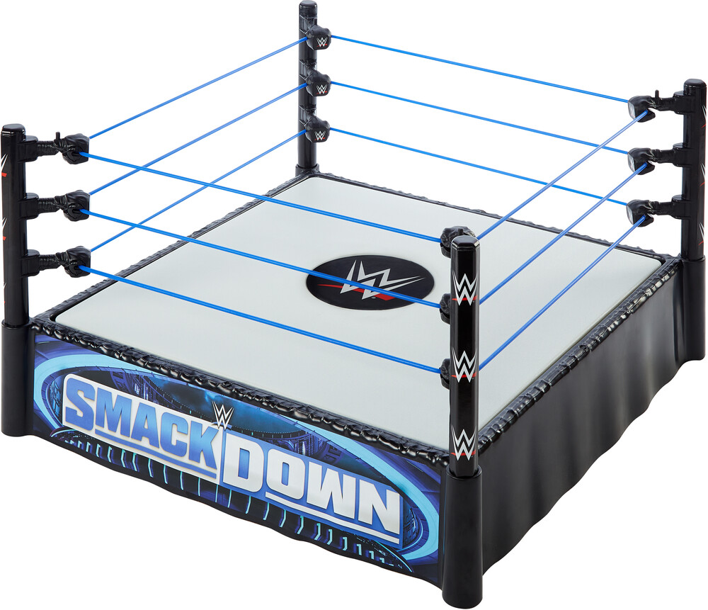 WWE - Mattel Collectible - WWE Basic Ring Smackdown