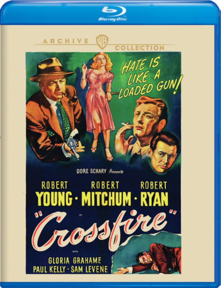 - Crossfire