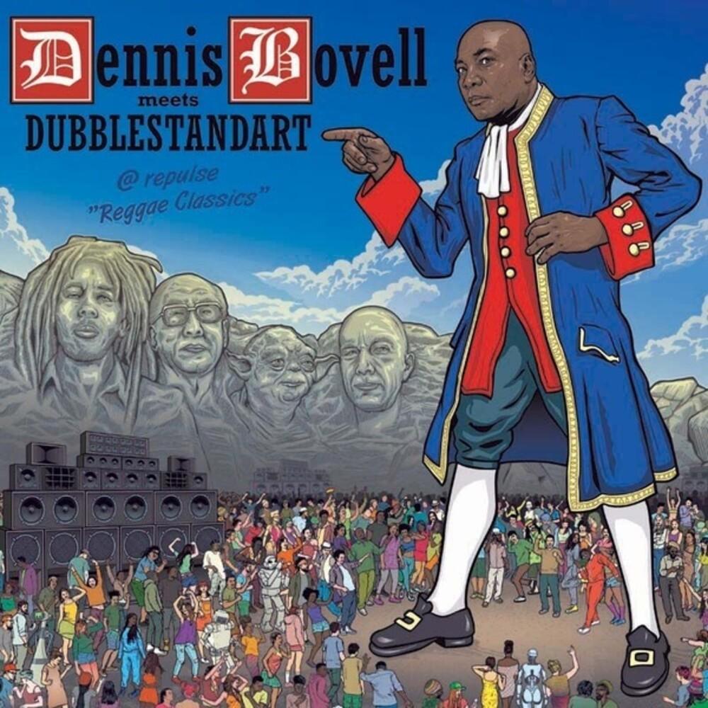Dennis Bovell  / Dubblestandart - Repulse Reggae Classics