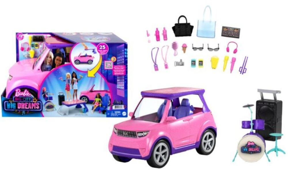 Barbie - Mattel - Barbie Playset and Accessory
