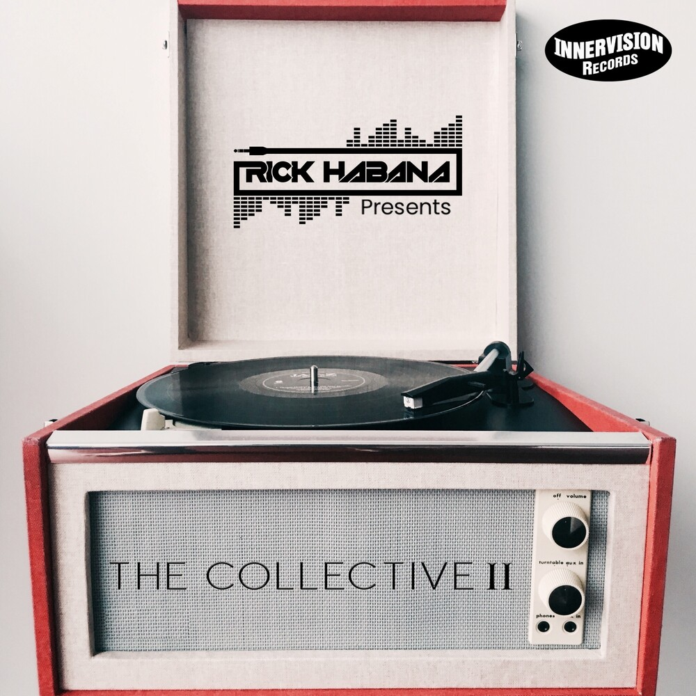 Rick Habana - Collective Ii [Digipak]