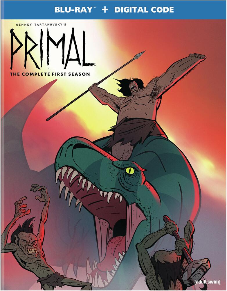 - Genndy Tartakovsky's Primal: Complete First Season