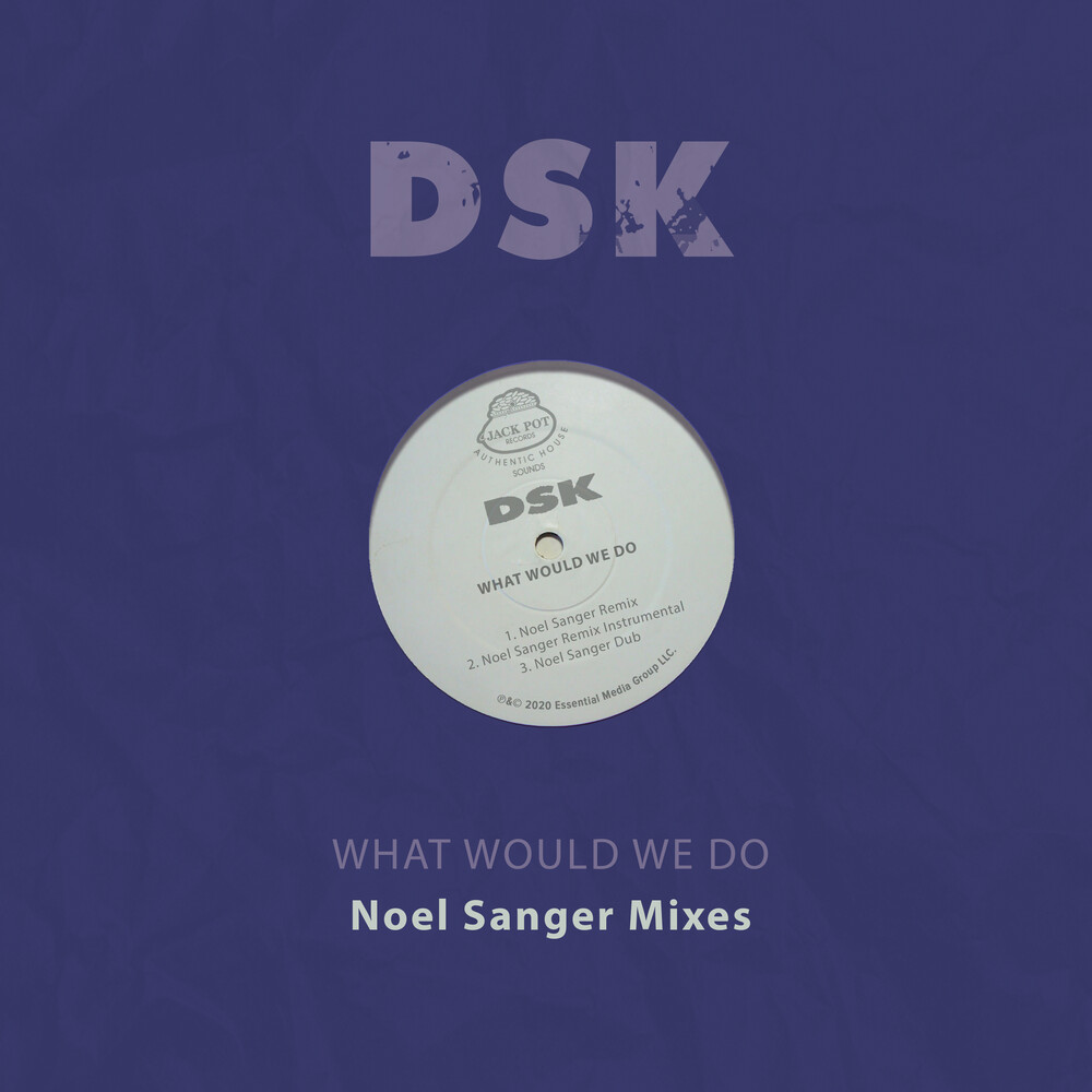 DSK - What Would We Do - Noel Sanger Mixes (Mod)