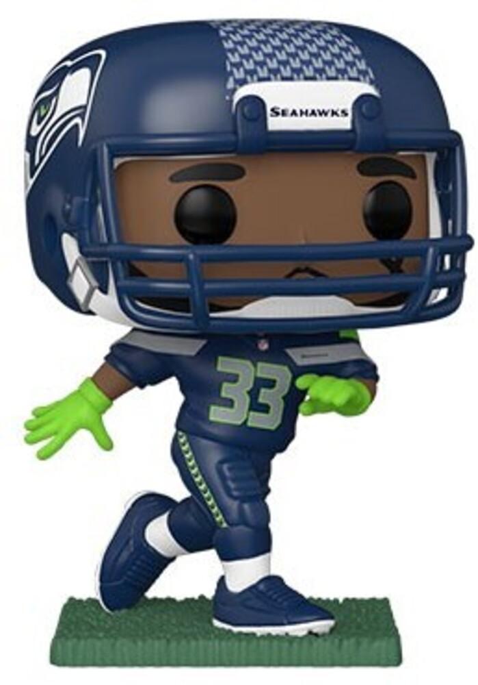 Funko Pop! NFL: - Seahawks- Jamal Adams (Home Uniform) (Vfig)