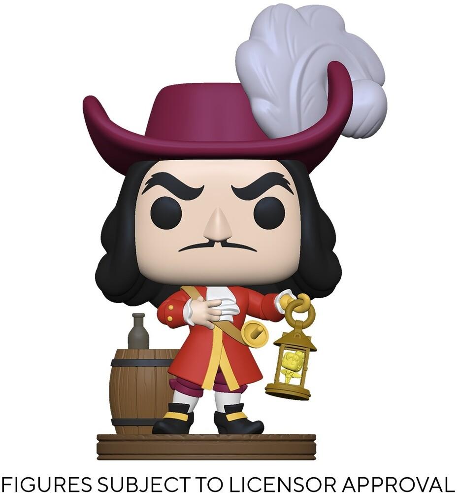 - Disney Villains - Captain Hook (Vfig)