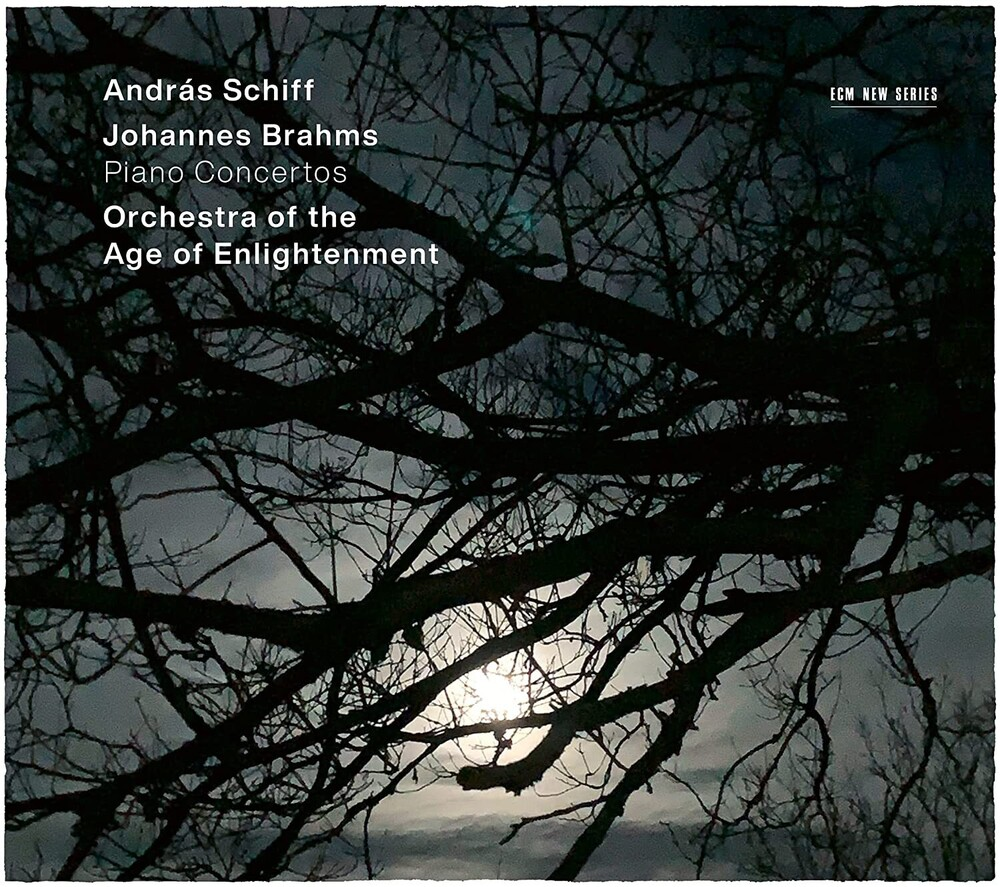 Brahms / Schiff / Orch Of The Age Of Enlightenment - Piano Concertos