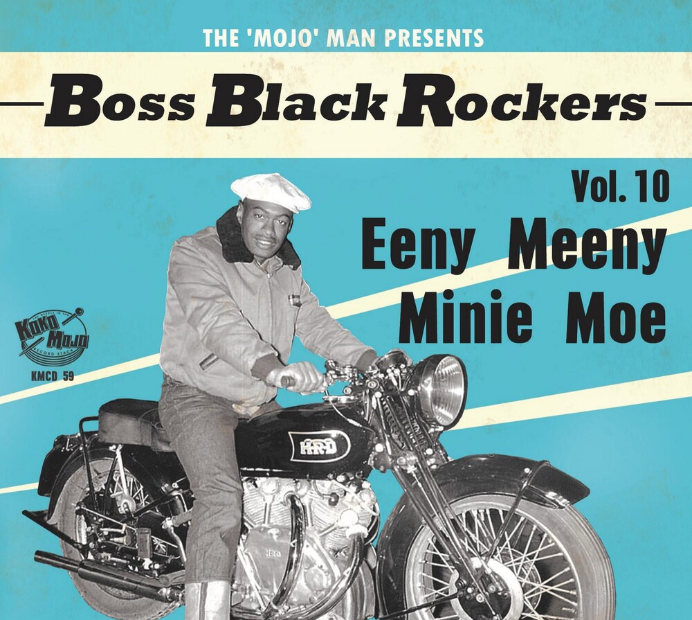 - Boss Black Rockers Vol 10 Eeny Meeny Minie Moe (Various Artists)