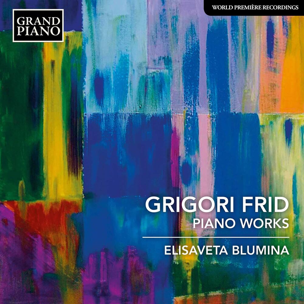 Frid / Blumina / Sint - Piano Works