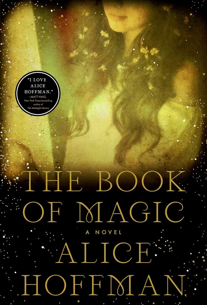 Alice Hoffman - Book Of Magic (Hcvr) (Ser)