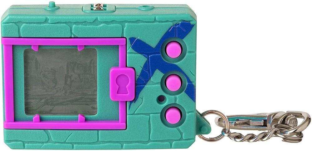 - Digimon X Green & Blue (Ig)