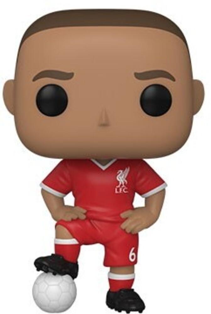 Funko Pop! Football: - Liverpool- Thiago Alcantara (Vfig)