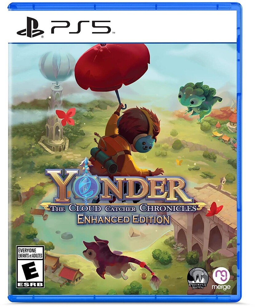 - Ps5 Yonder: The Cloud Catcher Chronicles Enhanced