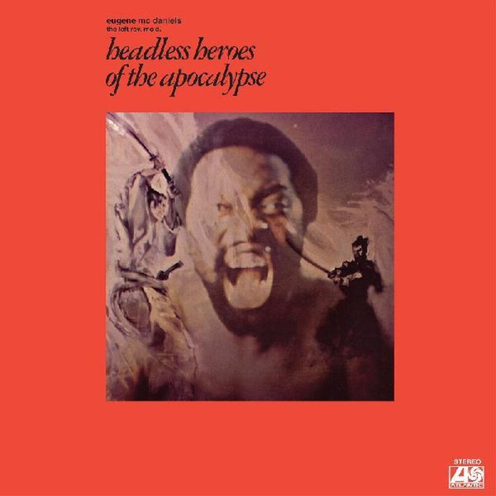 Eugene Mcdaniels - Headless Heroes Of The Apocalypse [Colored Vinyl] [Limited Edition]