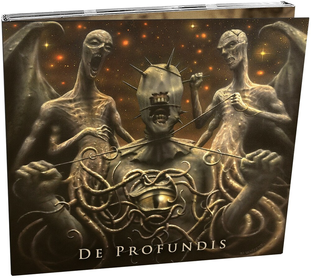 Vader - De Profundis [Remastered] [Digipak]