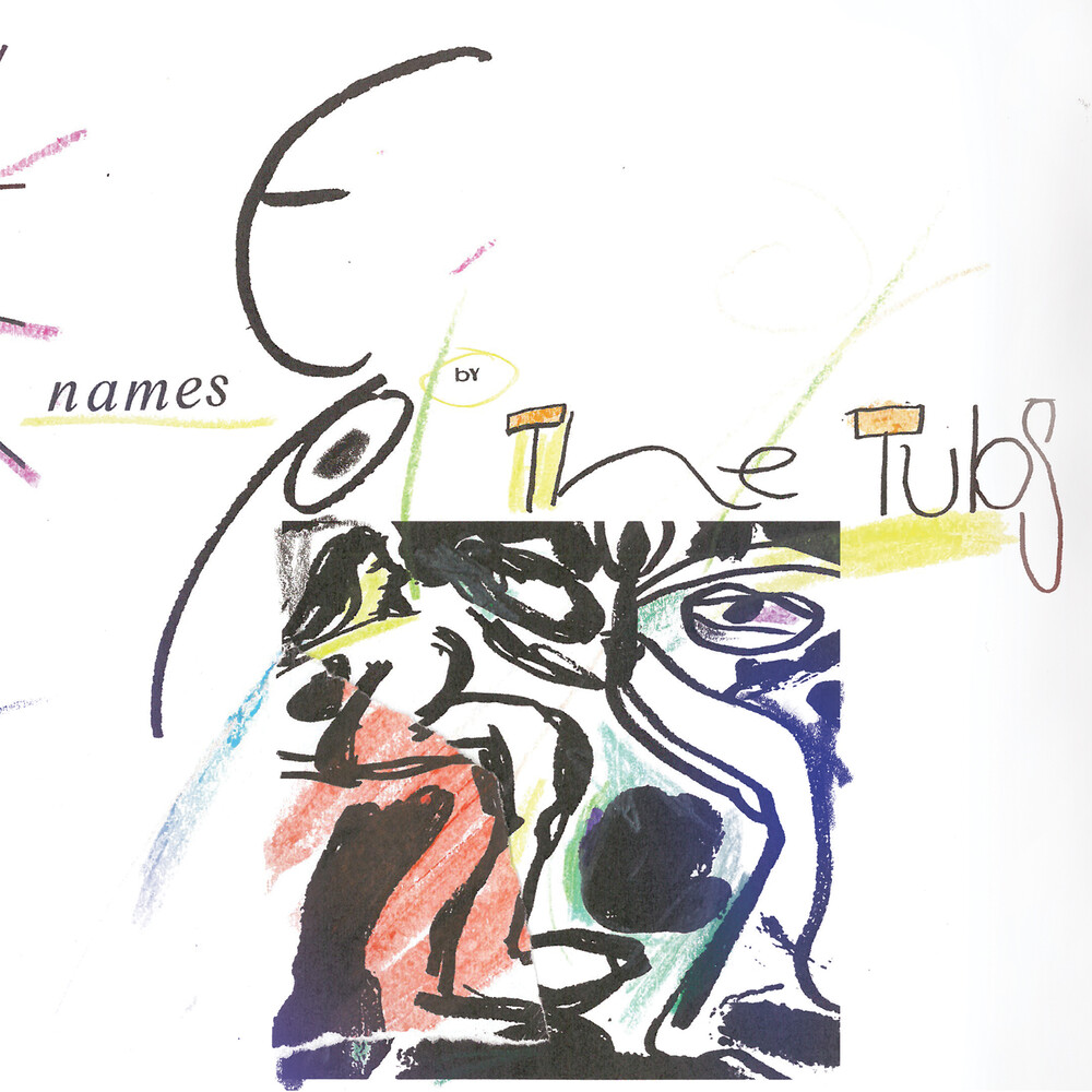Tubs - Names Ep [Indie Exclusive] (Coke Bottle Clear) [Colored Vinyl] [Clear Vinyl]
