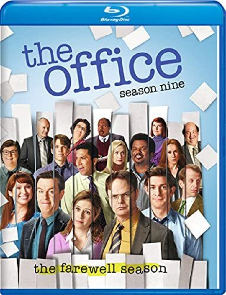- Office: Season 9 (4pc) / (Box Mod Ac3 Dol Ws)