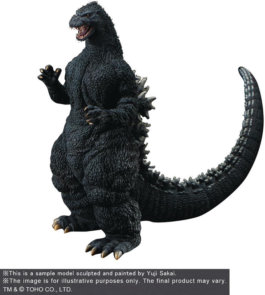- Godzilla 1991 Toho Lg Kaiju Ser Godzilla 11 Pvc F