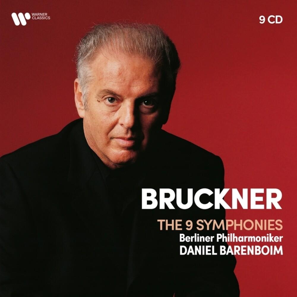 - Bruckner: The 9 Symphonies