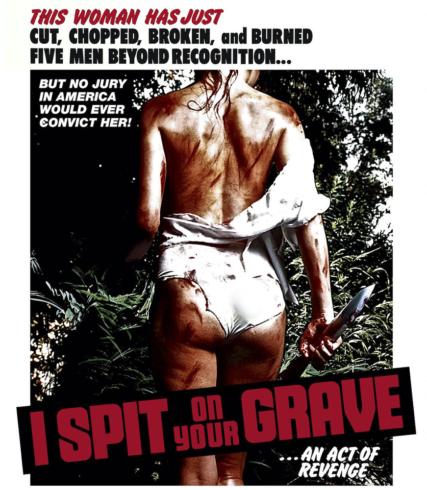 Anthony Nicholls - I Spit On Your Grave (1978) / (Spec)