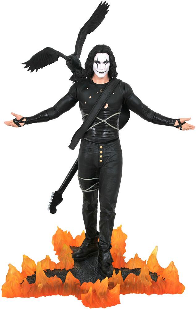 - Crow Movie Premier Collection Statue (Clcb) (Stat)
