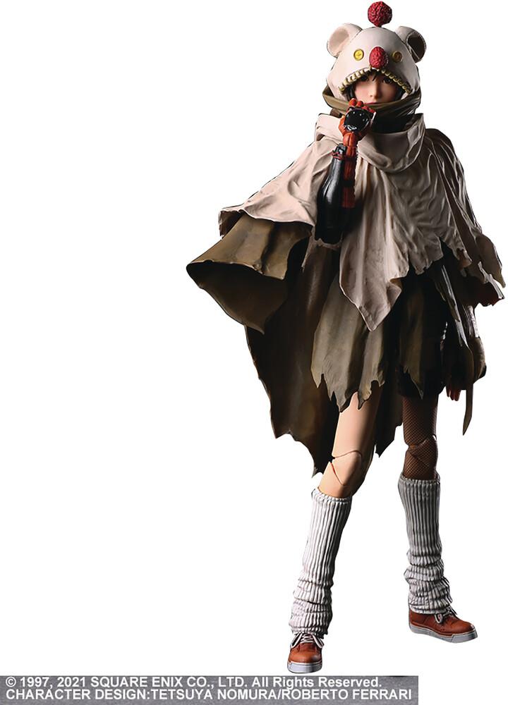 - Final Fantasy Viir Intergrade Play Arts Kai Yuffie