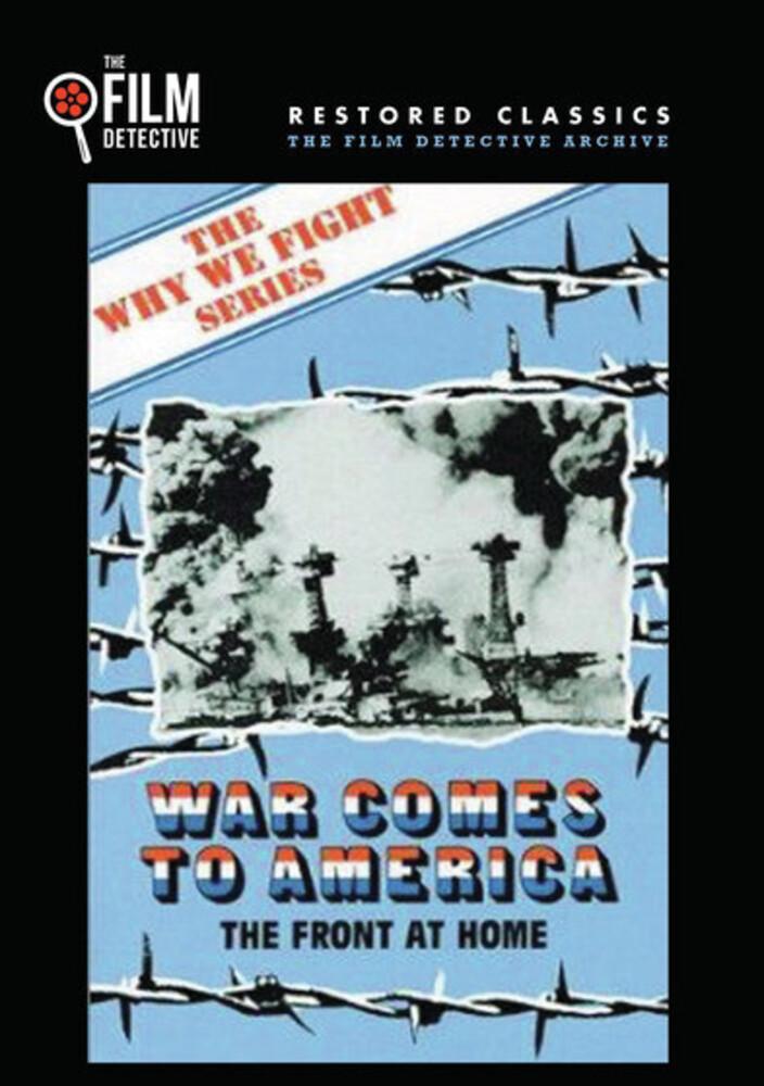 - War Comes To America / (Mod Rstr)