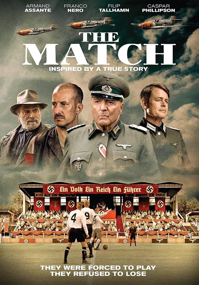 Match, the DVD - Match, The Dvd